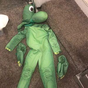 Disney The Good Dinosaur Costume